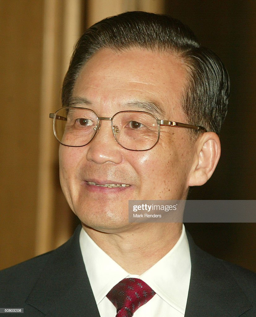 Chinese Prime Minister Wen Jiabao arrives at the Royal Palace to be received by King Albert II of Belgium on May 5 in Brussels, Belgium.