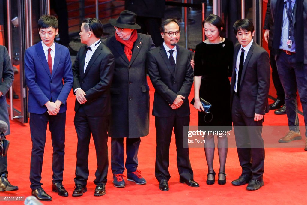'Have a Nice Day' Premiere - Audi At The 67th Berlinale International Film Festival