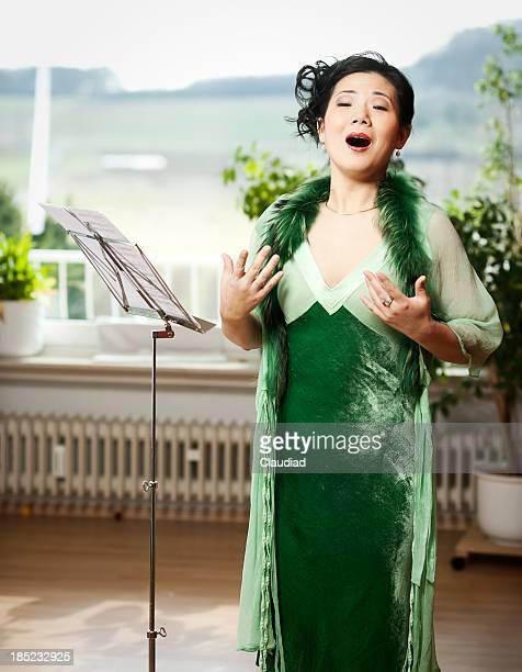 中国の歌手