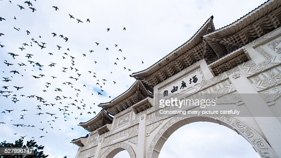 Chinese Square Gate