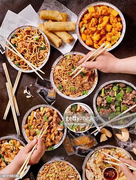 Asian food stock photos and pictures getty images for Cuisine orientale