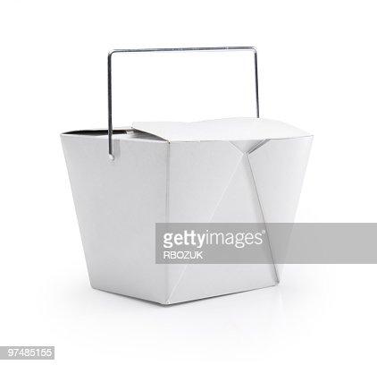 Chinese Takeaway Box