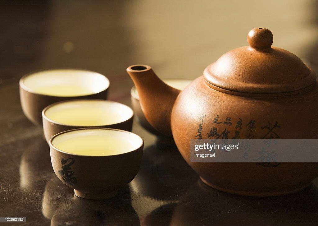 Chinese tea : Stock Photo