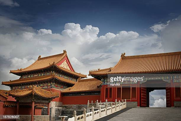 Chinese Temple in the Forbidden City