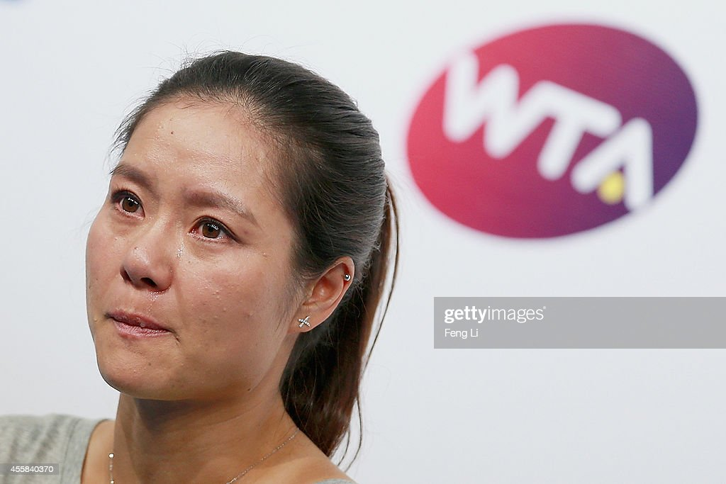 Li Na Announces Her Retirement Due To Knee Injuries