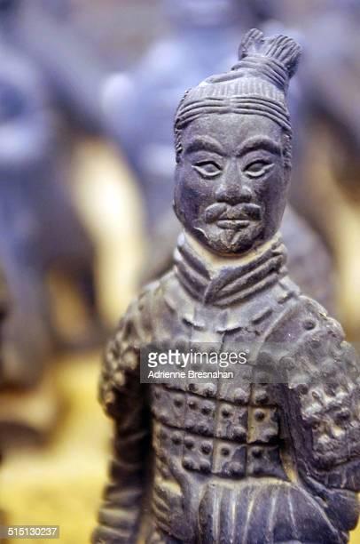 Chinese Terracotta Warrior Figurine