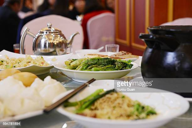Chinese traditional food :Water chestnut cakes ,taro cakes and Chinese traditional steamed breads.