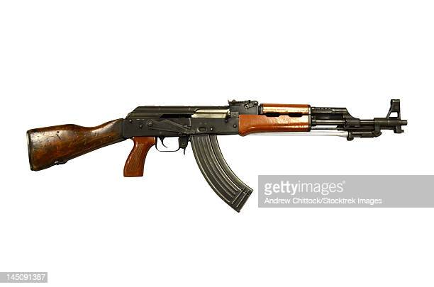 Chinese Type 56 assault rifle.