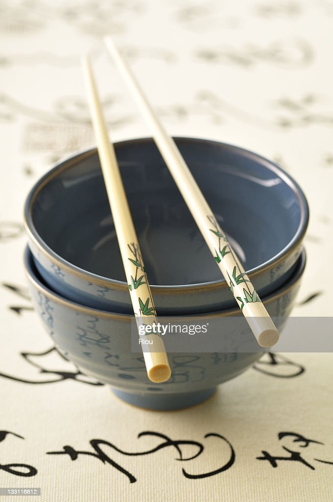 chinese utensils : Stock Photo