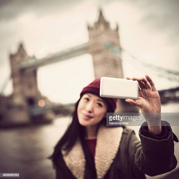 Selfie Asian And Selfie Stock Photos And Pictures Getty