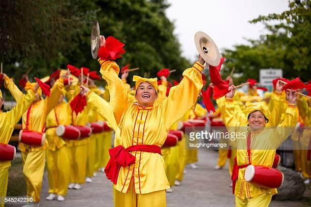 Desfile del Día de las mujeres chinas, Canadá