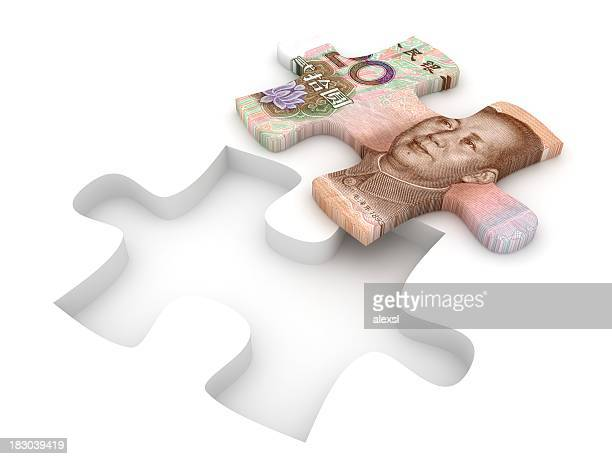 Chinese Yuan Puzzle