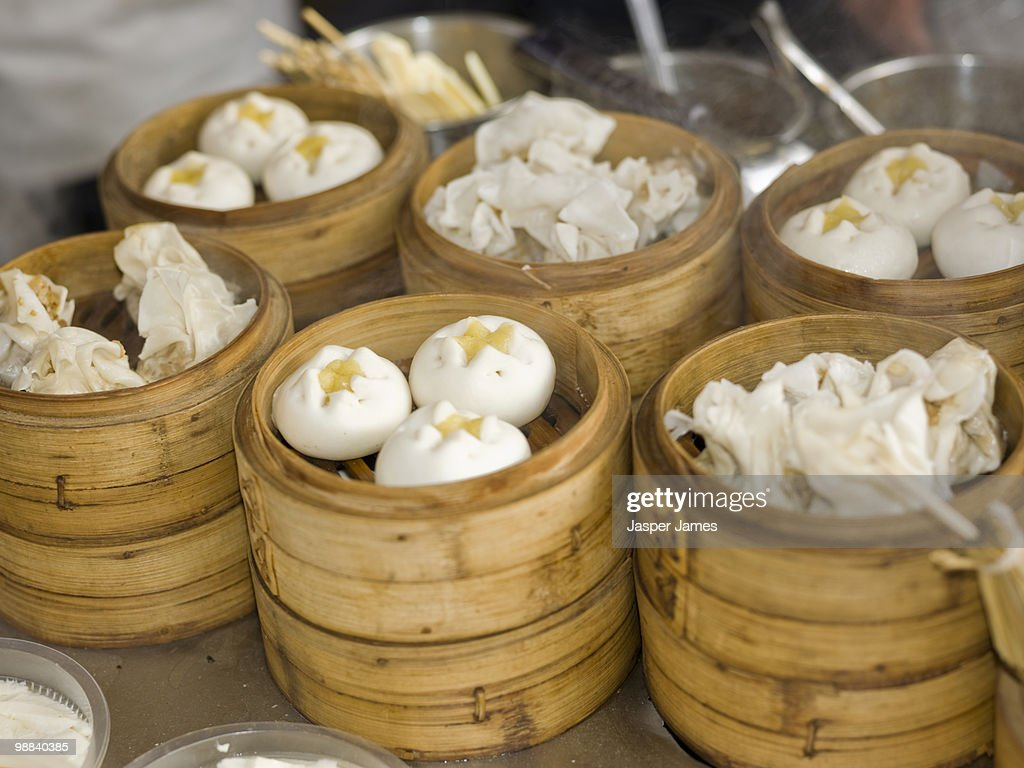 Chinesefood at Wangfujin food street,Beijing : Stock Photo