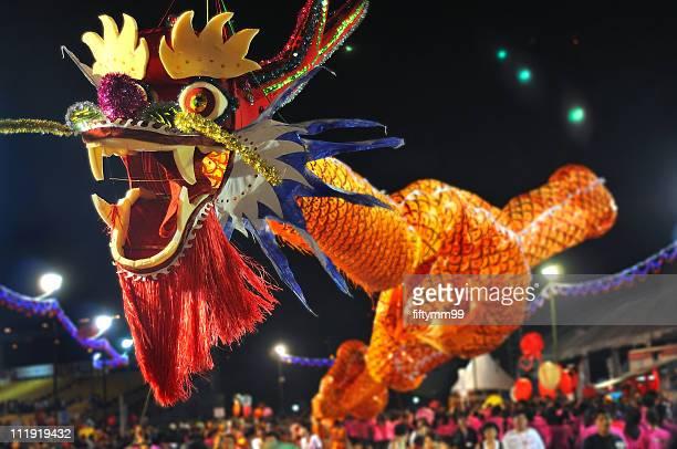 chingay parade 2011 -  the big dragon