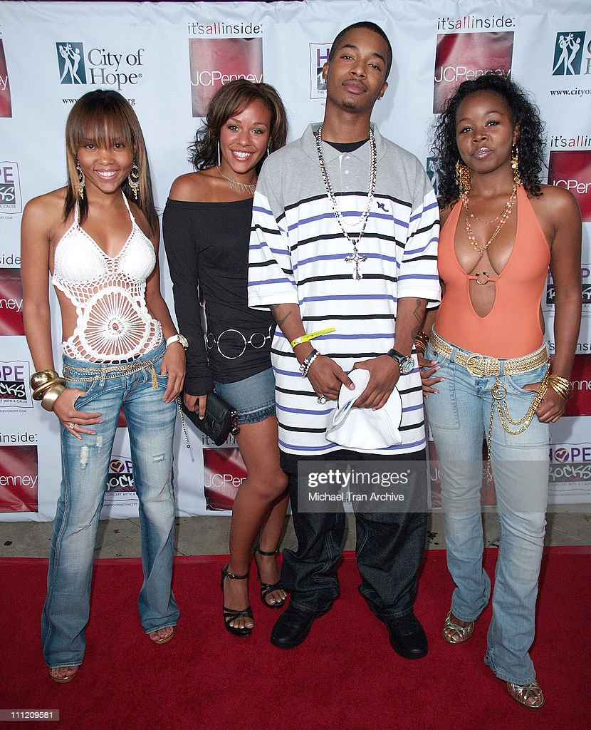 Chingy and The Chingy Dancers during Young Hollywood Says 'Hope Rocks' - Concert to Benefit City of Hope - Arrivals at Key Club in Los Angeles, California, United States.
