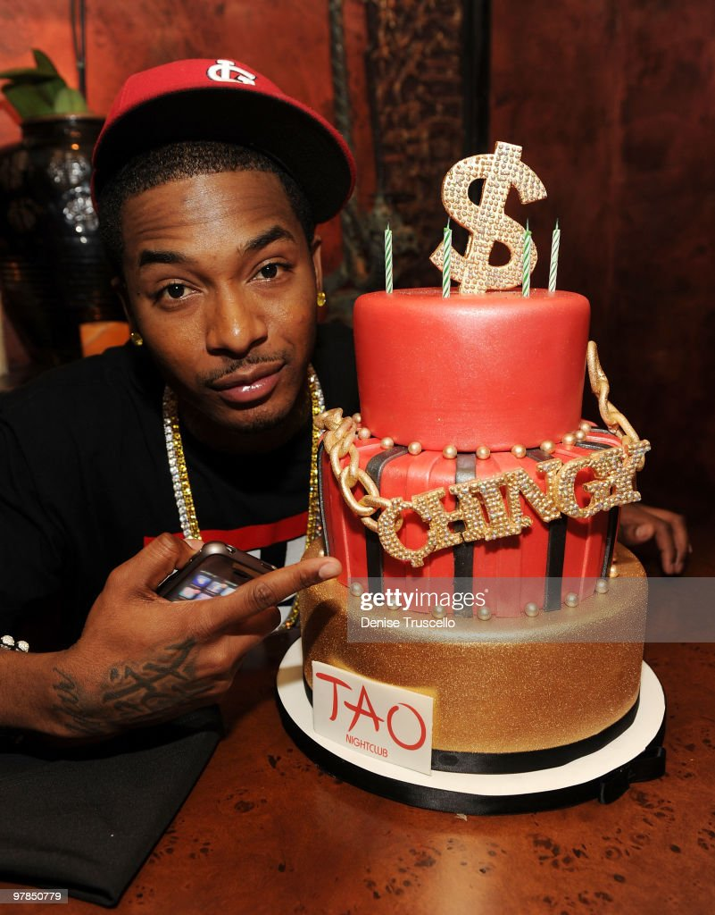 Chingy Celebrates His Birthday At TAO