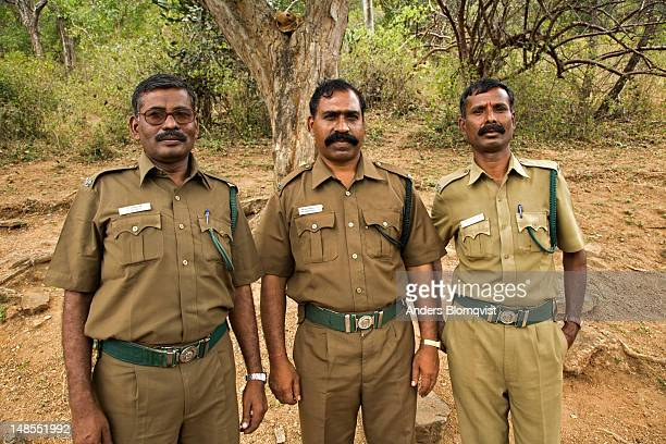 Chinnar Wildlife Sanctuary Parkwardens.