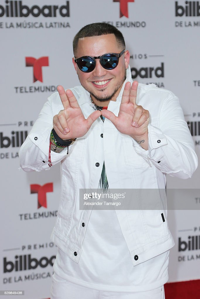 DJ Chino attends the Billboard Latin Music Awards at Bank United Center on April 28, 2016 in Miami, Florida.