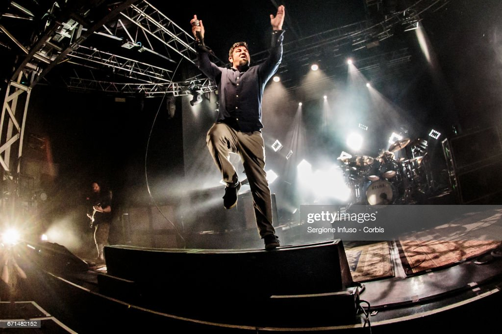 Deftones Perform In Milan