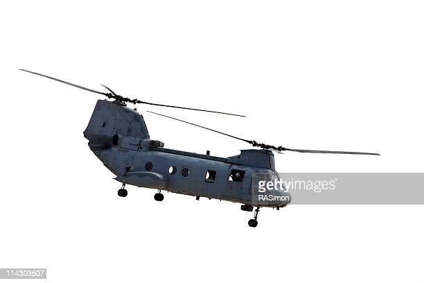 CH-46 Chinook Helicopter