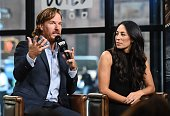 Build Presents Chip and Joanna Gaines Discussing Their...