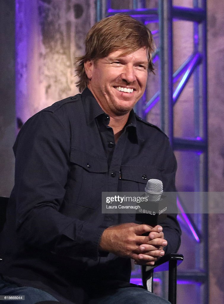 Chip Gaines attends The Build Series to discuss 'The Magnolia Story' at AOL HQ on October 19, 2016 in New York City.