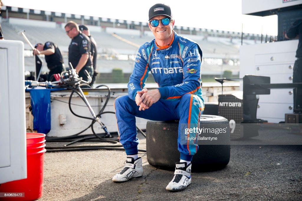 Verizon IndyCar Series ABC Supply 500, Sports Illustrated, August 23, 2017