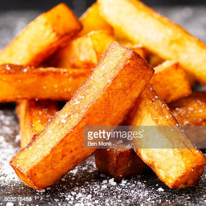 Chips : Stock Photo