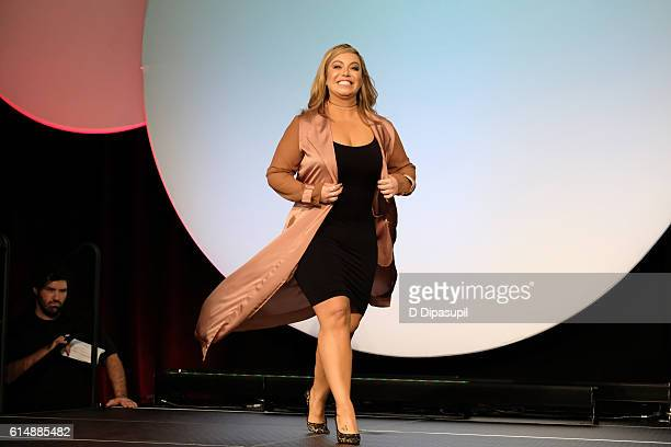 Chiquis Rivera attends the 5th Annual Festival PEOPLE En Espanol Day 1 at the Jacob Javitz Center on October 15 2016 in New York City