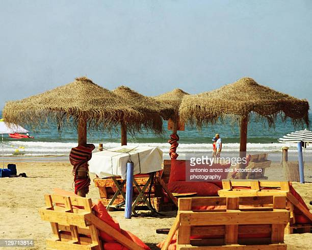 Chiringuito at beach