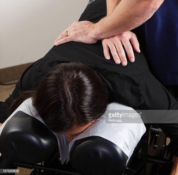 Chiropracteur Patient