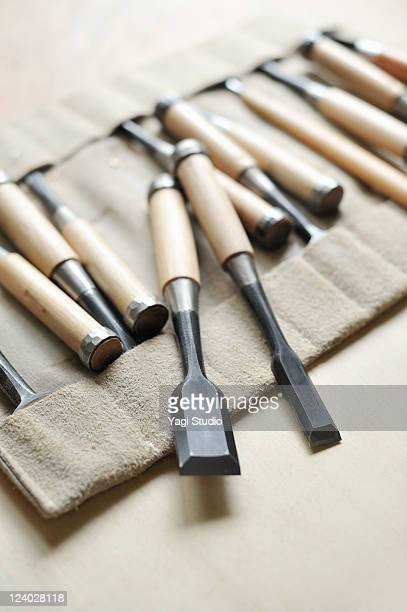Chisel of the furniture craftsman