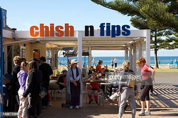Chish N Fips, Coogee Beach.
