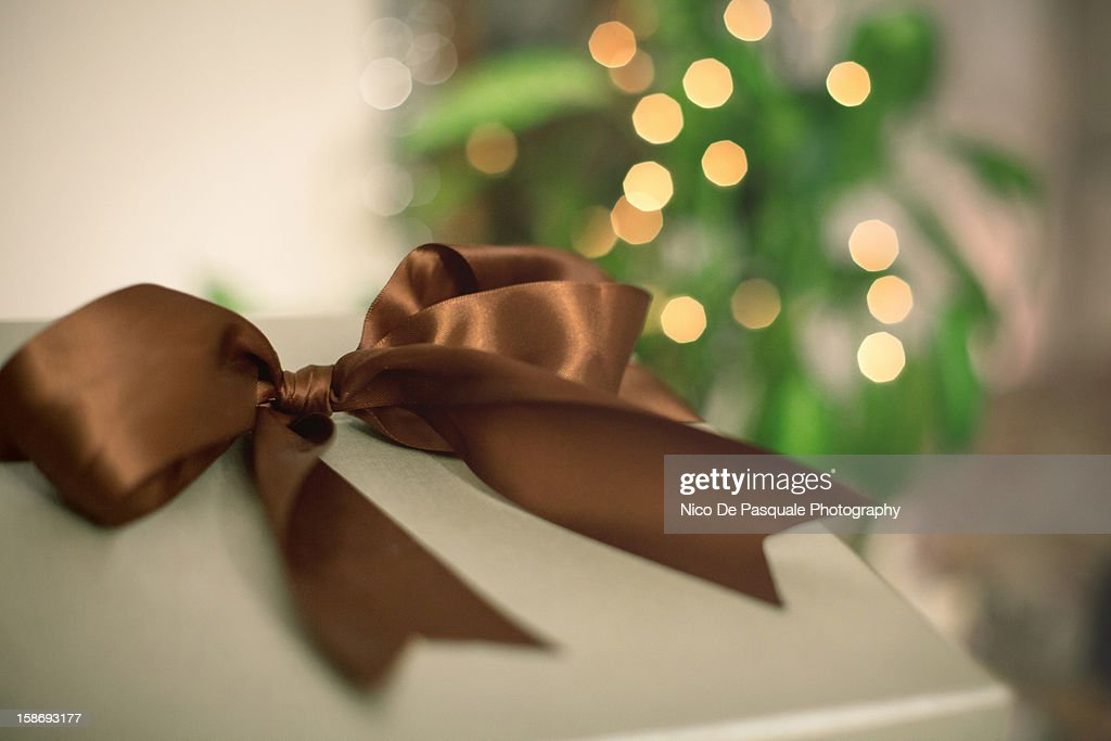 Chistmas present : Stock Photo