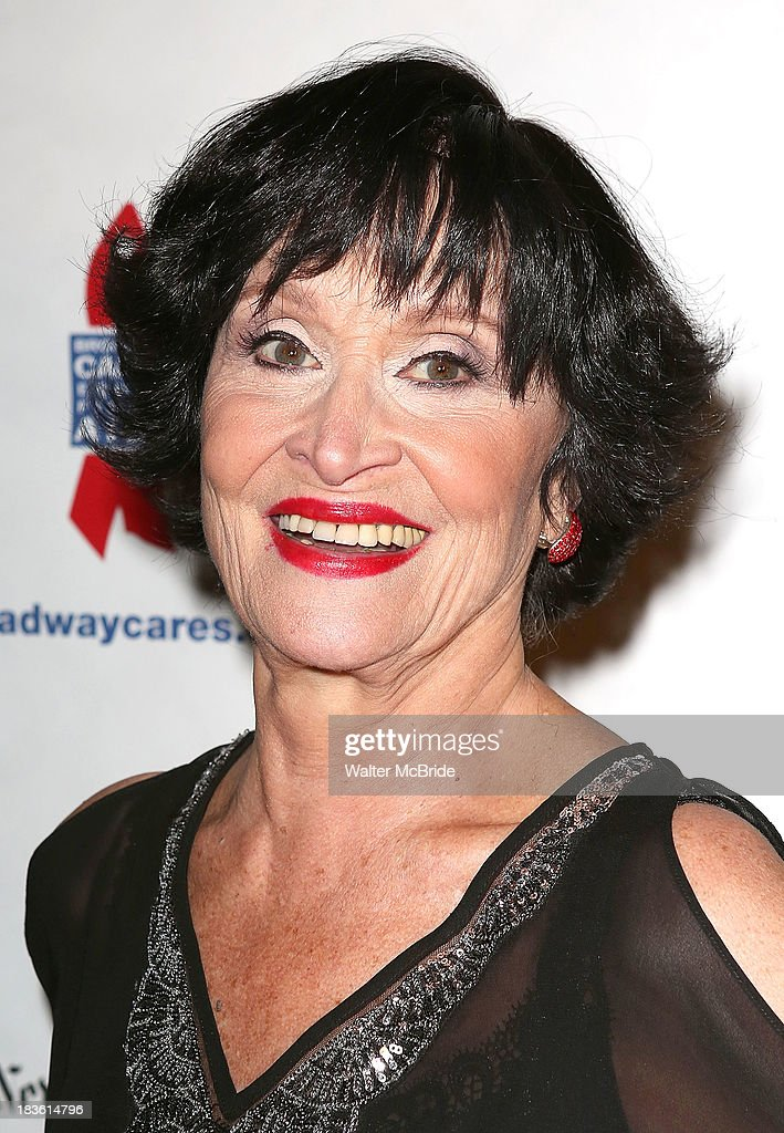 Chita Rivera attends after concert reception at Blue Fin on October 7 2013 in New York City