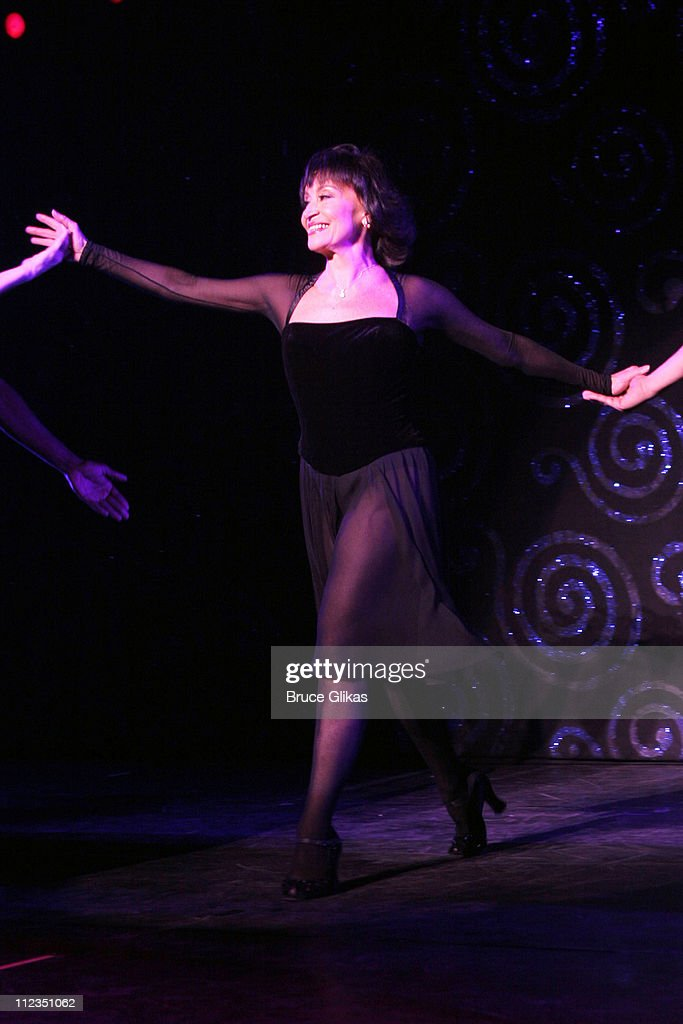 Chita Rivera during Chita Rivera 'A Dancer's Life' on Broadway 'Gypsy' InvitationOnly Performance at The Schoenfeld Theater in New York City New York...