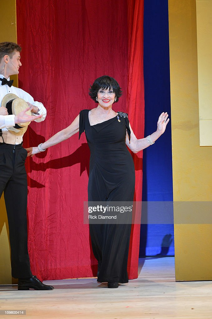 <a gi-track='captionPersonalityLinkClicked' href=/galleries/search?phrase=Chita+Rivera&family=editorial&specificpeople=206571 ng-click='$event.stopPropagation()'>Chita Rivera</a> performs at Latino Inaugural 2013: In Performance at Kennedy Center at The Kennedy Center on January 20, 2013 in Washington, DC.