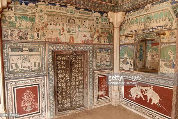 Chitrasala palace Bundi