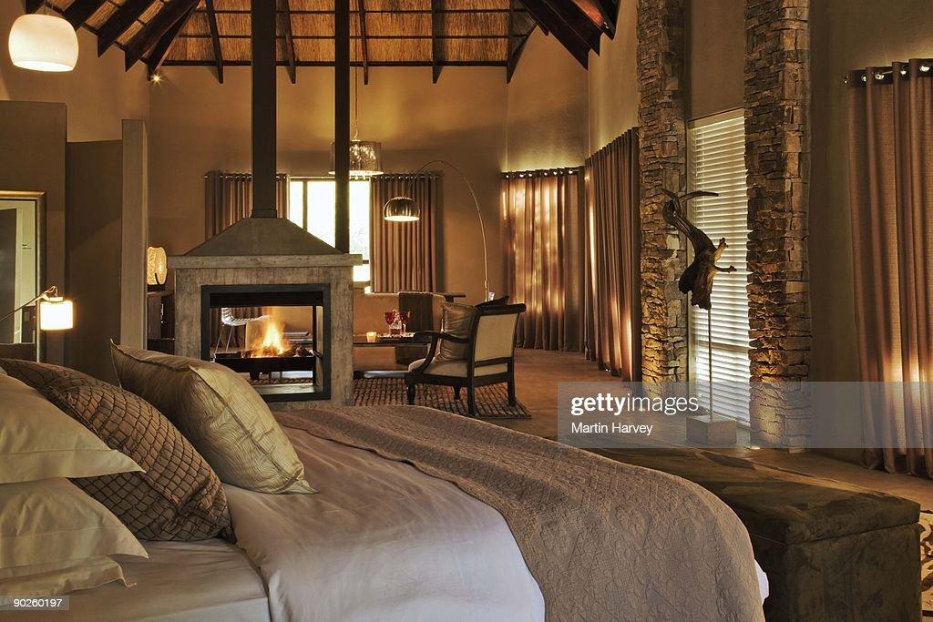 Chitwa Chitwa Private Game Lodge, South Africa : Stock Photo