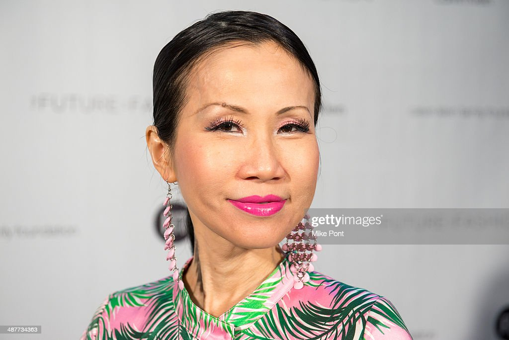 Chiu-Ti Jansen attends FIT's The Future Of Fashion Runway Show at The Fashion Institute of Technology on May 1, 2014 in New York City.