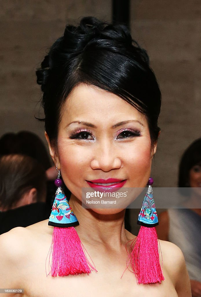 Chiu-Ti Jansen attends the School of American Ballet 2013 Winter Ball at David H. Koch Theater, Lincoln Center on March 11, 2013 in New York City.