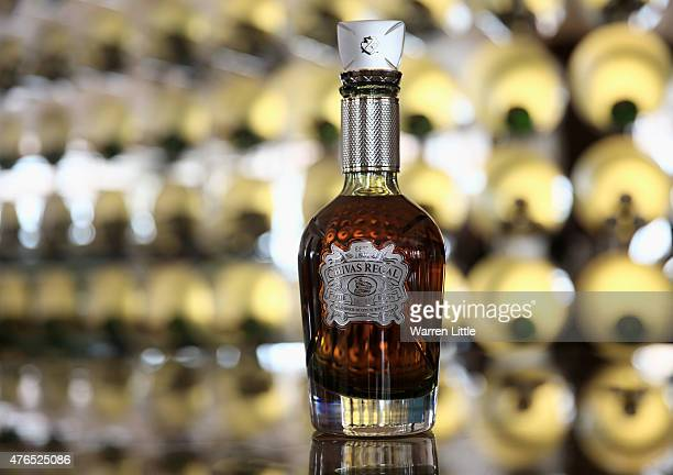 Chivas Regal launches the pinnacle of its range Chivas Regal The Icon at The One Only Royal Mirage on June 9 2015 in Dubai United Arab Emirates