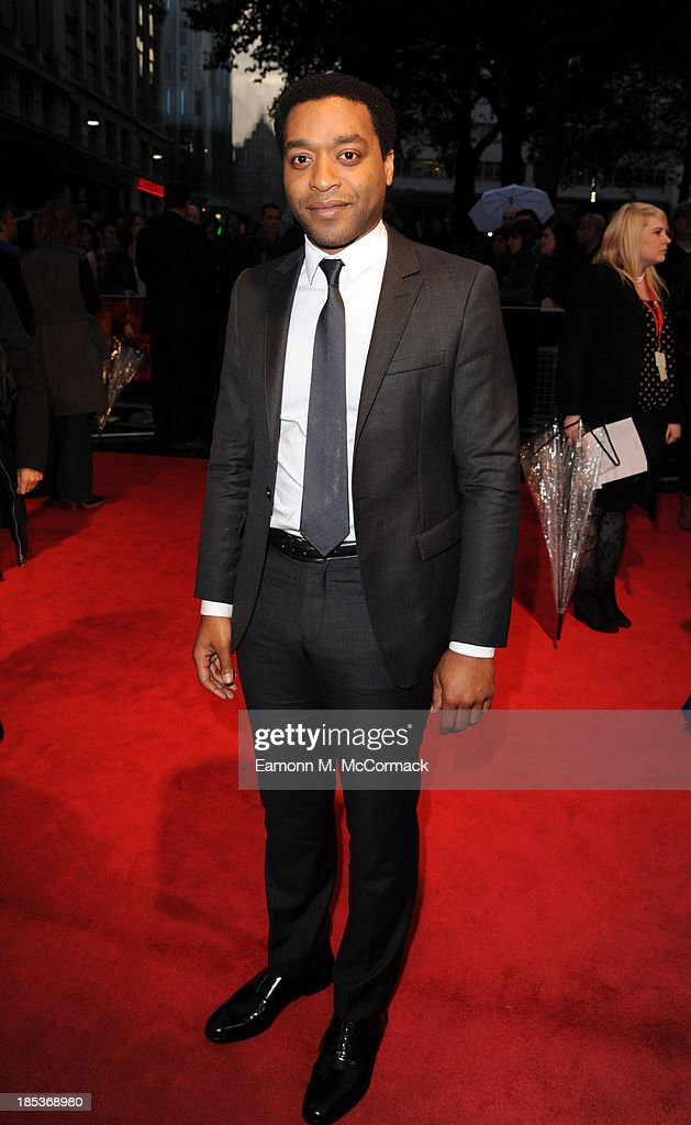 <a gi-track='captionPersonalityLinkClicked' href=/galleries/search?phrase=Chiwetel+Ejiofor&family=editorial&specificpeople=213998 ng-click='$event.stopPropagation()'>Chiwetel Ejiofor</a> attends a screening of 'Half of a Yellow Sun' during the 57th BFI London Film Festival at Odeon West End on October 19, 2013 in London, England.