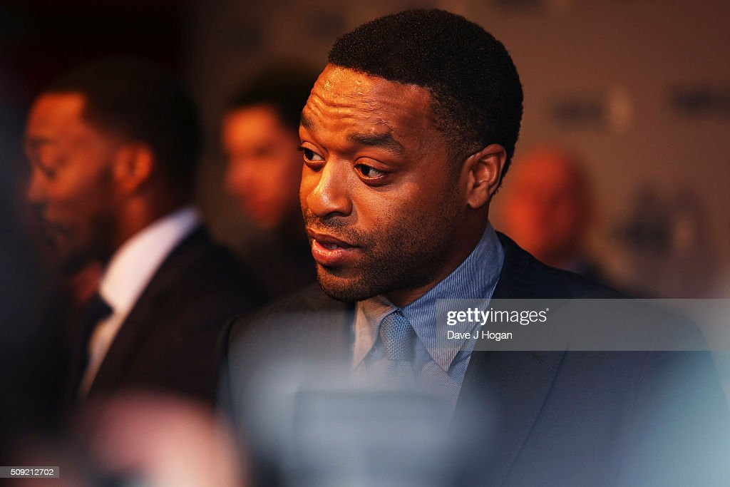 <a gi-track='captionPersonalityLinkClicked' href=/galleries/search?phrase=Chiwetel+Ejiofor&family=editorial&specificpeople=213998 ng-click='$event.stopPropagation()'>Chiwetel Ejiofor</a> attends a special screening of 'Triple 9' at Ham Yard Hotel on February 9, 2016 in London, England.