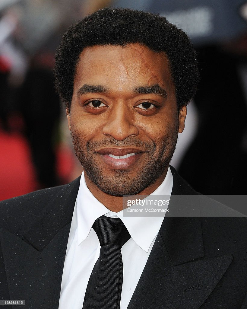 Chiwetel Ejiofor attends the Arqiva British Academy Television Awards 2013 at the Royal Festival Hall on May 12, 2013 in London, England.