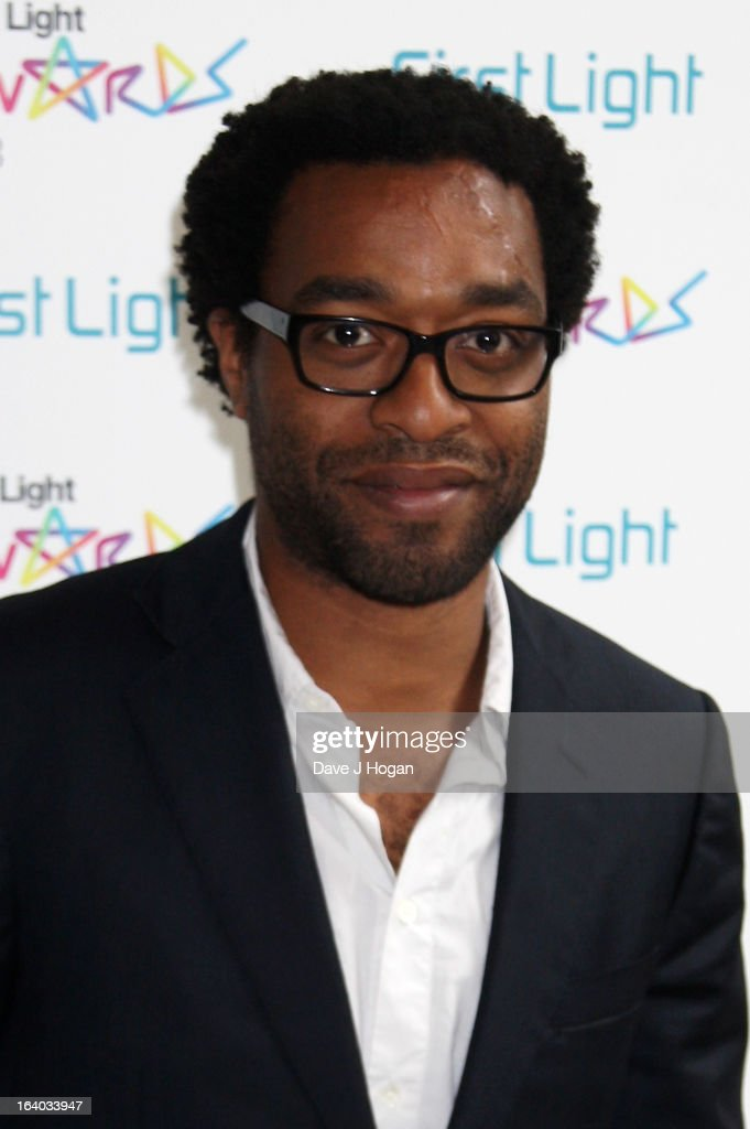 Chiwetel Ejiofor attends the First Light Awards 2013 at The Odeon Leicester Square on March 19, 2013 in London, England.