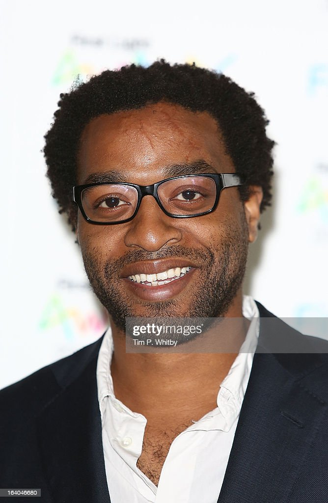 Chiwetel Ejiofor attends the First Light Awards at Odeon Leicester Square on March 19, 2013 in London, England.