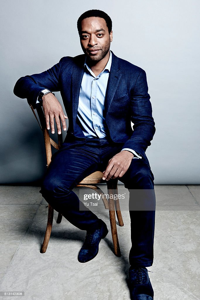 Chiwetel Ejiofor is photographed at the Toronto Film Festival for Variety on September 12, 2015 in Toronto, Ontario.
