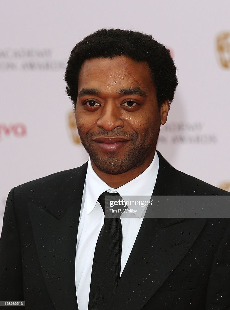 Chiwetel Ejlofor attends the Arqiva British Academy Television Awards 2013 at the Royal Festival Hall on May 12, 2013 in London, England.