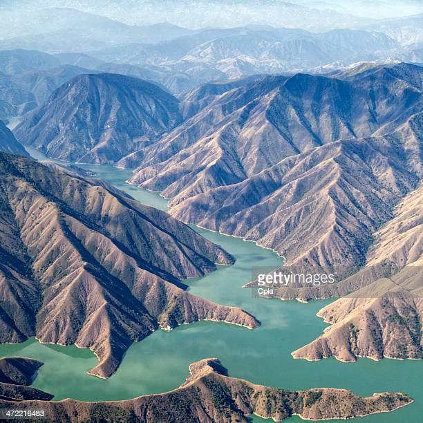 Chixoy reservoir, Guatemala